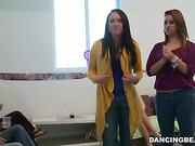 weeks dancing
