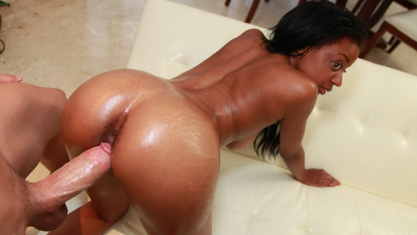 Dark complected latina nude