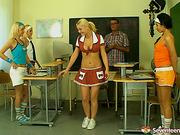 Fione,Katie B and Vanessa H Blondes