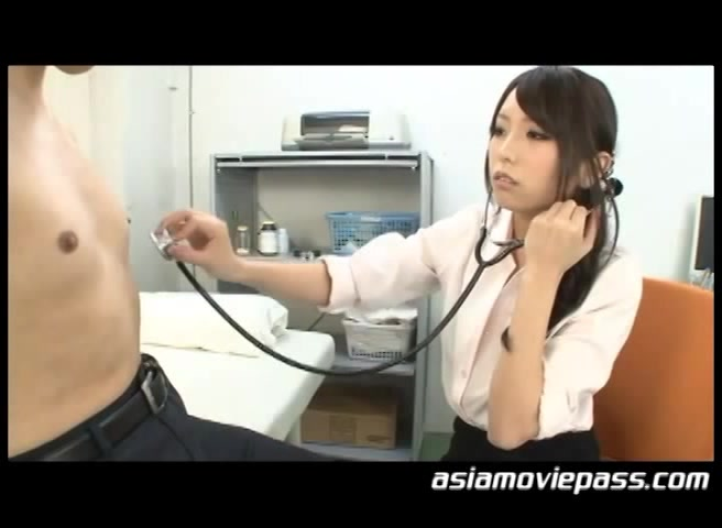 Wonderful Japanese Beauty With Huge Juggs Gets Pounded Hard In All Poses