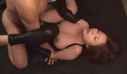 Hot Pussy Drilling After Hot Asian Milf Takes Throat In Mouth Deep Throat