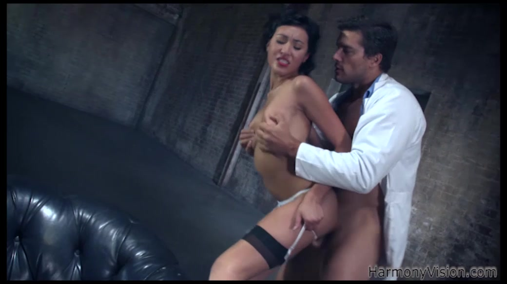 Hot Asian Nurse With Big Titties Gets Her Tight Pooper Slammed By A Doctor