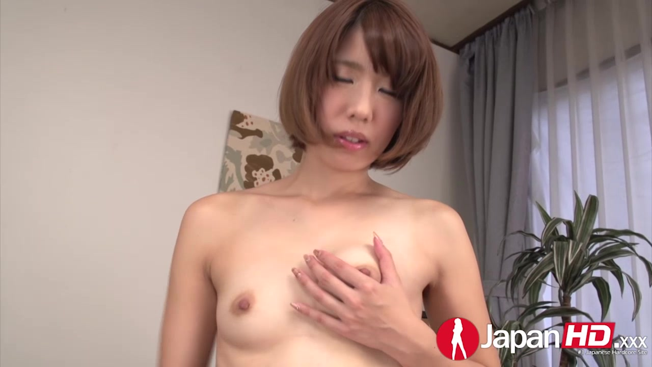 Cute Japanese Chick With Skinny Body In Multi