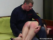 Torturer enjoys every moment of the passionate BDSM action