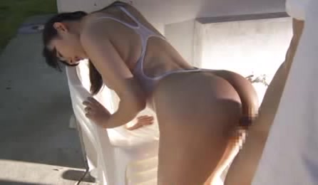 Rear Fucking With Astonishing Japanese Model