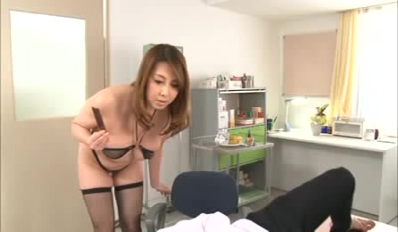 Crazy Japanese Mature Teacher Gets Her Big Tits Fucked