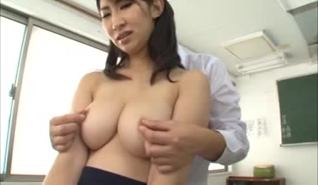 Sexy Lolita Was Changing Her Clothes When He Came In And Saw Her Topless