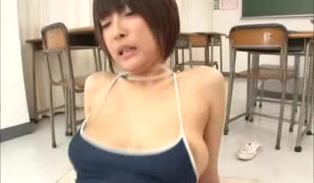 Kinky Short Haired Asian Teen Rides Hard Cock As She Moans